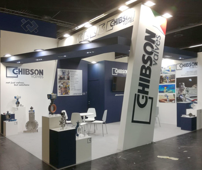 Stand Ghibson